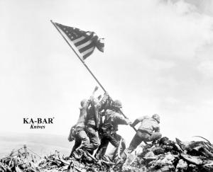 Mt-Suribachi-flag-raising-USMC_puukkopuoti